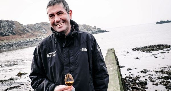 Photo of John Campbell, Distillery Manager