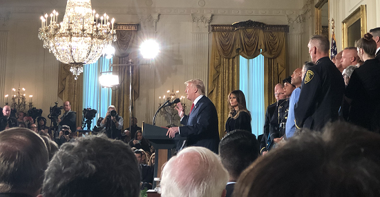 White House Opioid Epidemic Press Conference