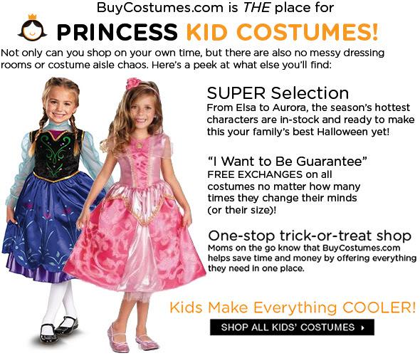 New! Kids costumes on sale + p...