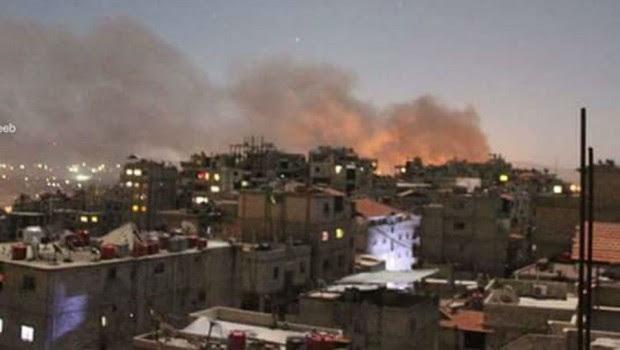 Damaszkuszi bombázás: Izrael a terroristák morálját akarja erősíteni