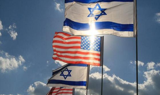 us-israel-flags