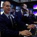 The New York Stock Exchange on Monday, as top indexes rose in the United States and Europe.