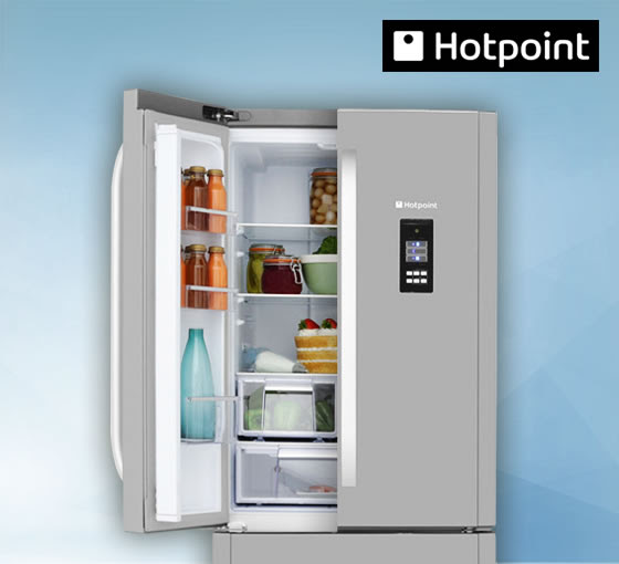 Hotpoint - Stock up this Christmas