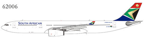 Airbus A330-300 South African ZS-SXM | is due: August 2019