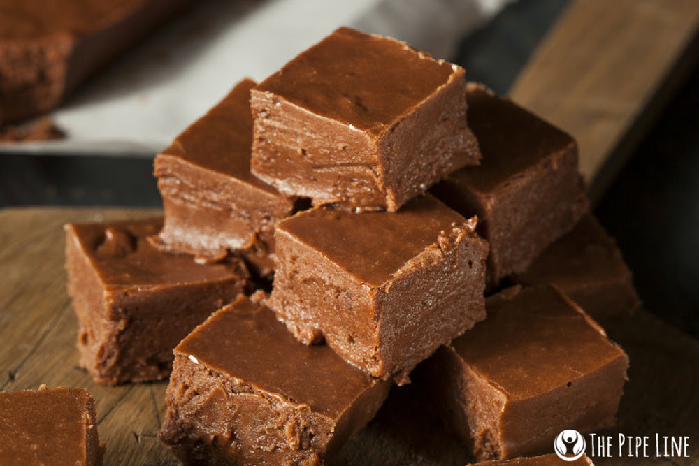 Collagen Chocolate Fudge