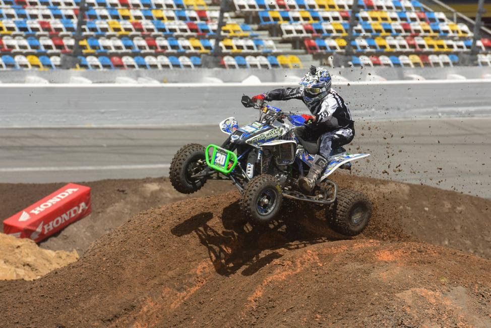 Josh Upperman hopes to put Root River Racing on the podium.Photo: Ken Hill