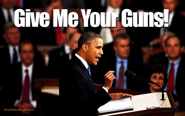 This Is Why Obama Was Chosen To Perform The Great Gun Grab of 2016