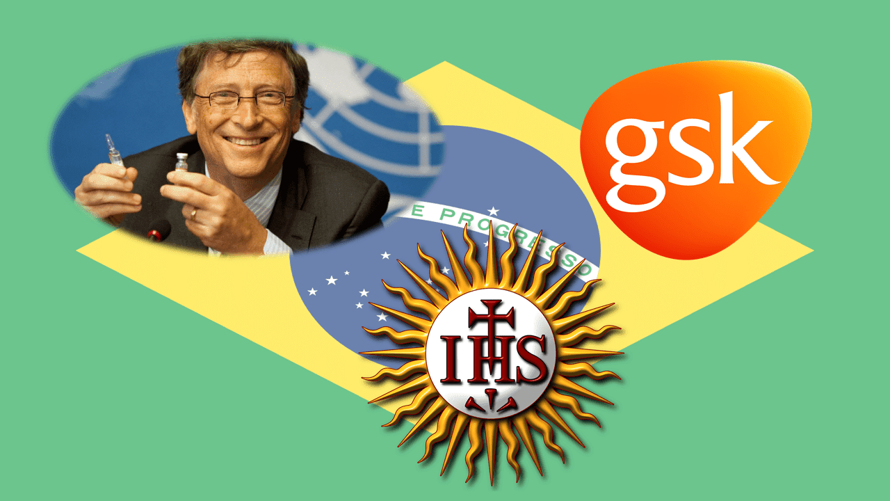 Bill Gates and the Shocking Genetically-Modified Jesuit Agenda to Depopulate Brazil: Are We Next?