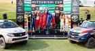 Dupla abriu a temporada com vitória na L200 Triton Sport R (Tom Papp/Mitsubishi Motors)