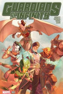Guardians of Infinity #2