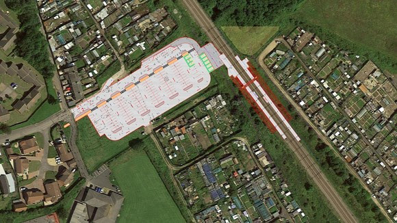 Horden station granted planning permission