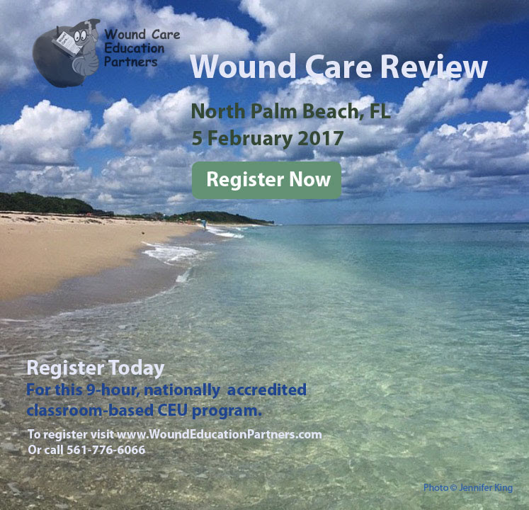 Wound Care Review 2017 North Palm Beach FL web