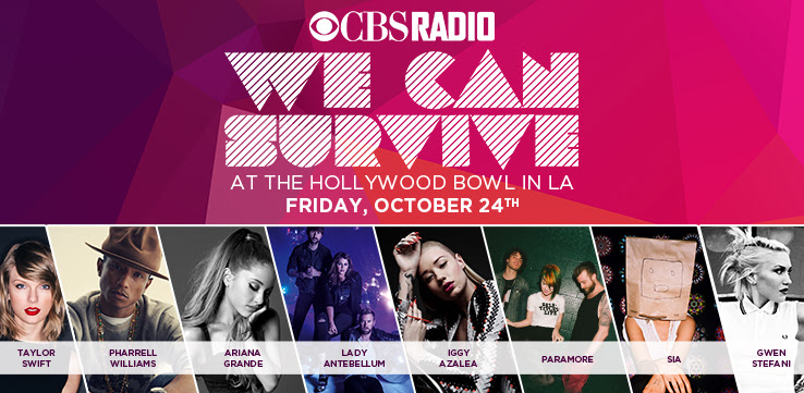 CBS Radio We Can Survive