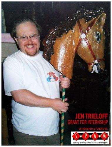 The Jen Trieloff Grant