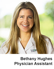 Bethany Hughes Physician Assistant