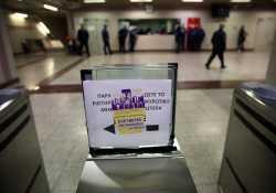 Κλειστοί δύο σταθμοί του μετρό το Σαββατοκύριακο
