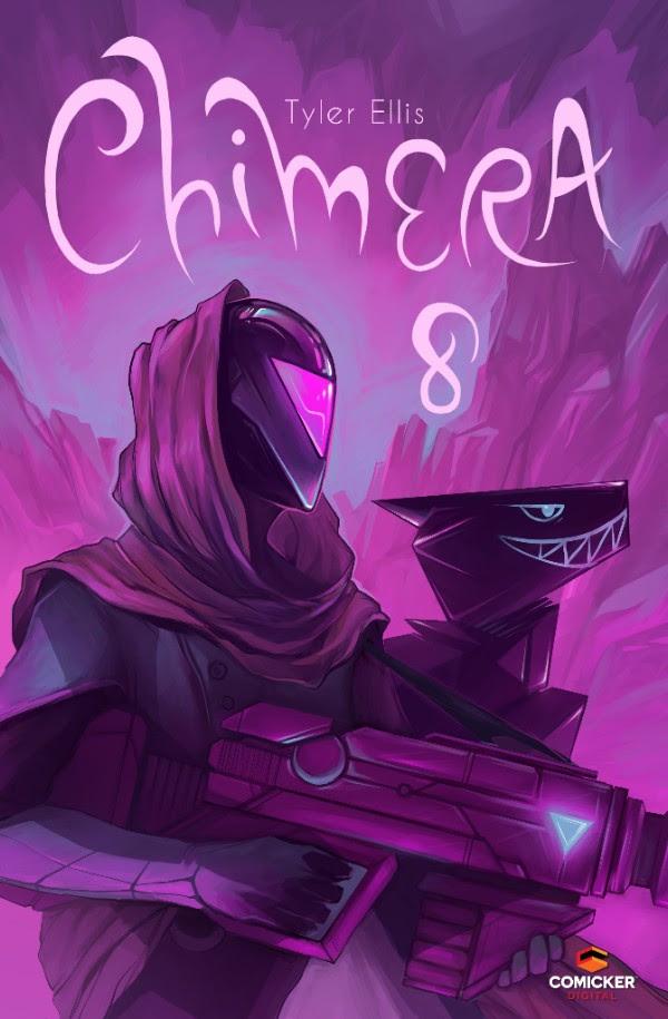 Chimera #8 Cover