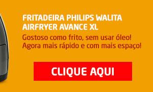 FRITADEIRA PHILIPS WALITA AIRFRYER  AVANCE XL