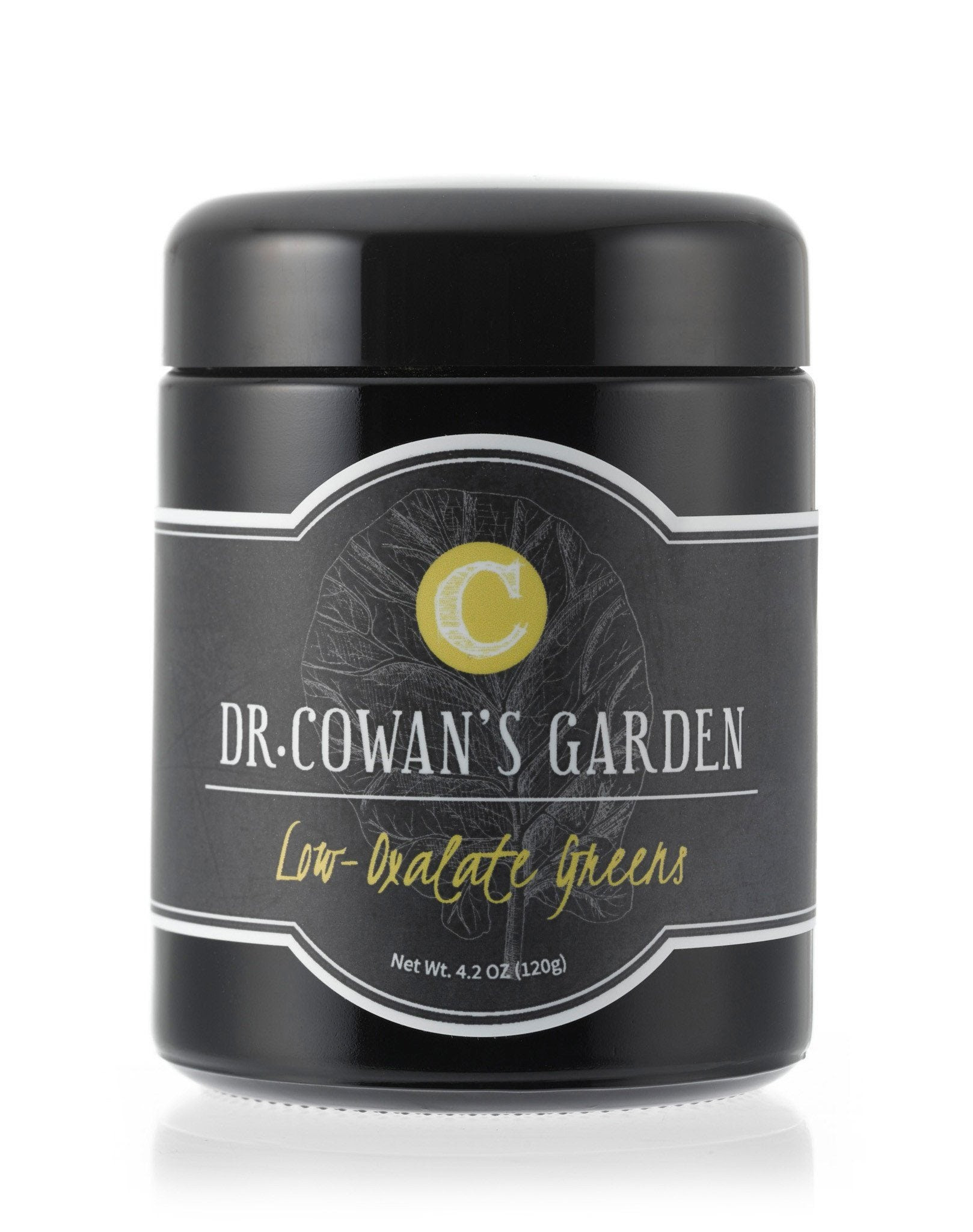 Image of Dr. Cowan's Garden Low-Oxalate Greens Powder