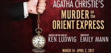"Agatha Christie's ""Murder on the Orient Express"" adapted by Ken Ludwig"