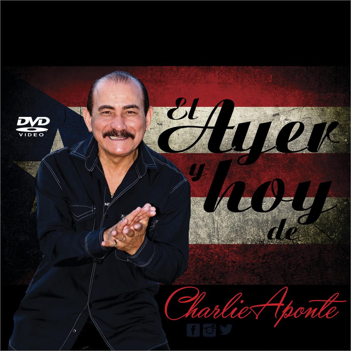 AG - DVD CHARLIE APONTE PORT PR
