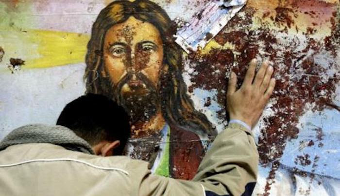 Merry Christmas in a time of persecution of Christians