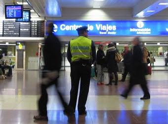 Vigilancia en Aeropuertos