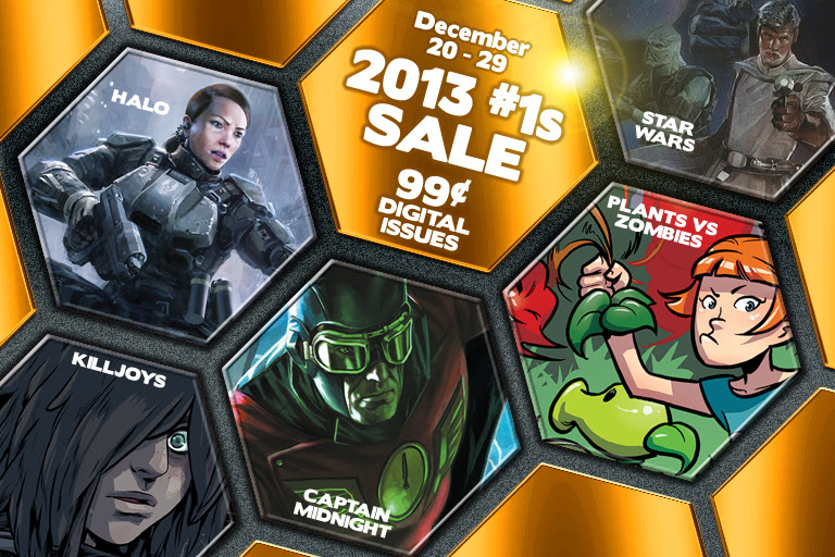 2013 #1s Sale now live!