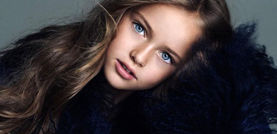 Les plus belles (petites) filles du monde