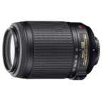 Nikon 55-200mm f/4-5.6G AF-S VR DX Telephoto Zoom Lens