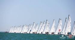 J/70s starting at World Championship- La Rochelle, France