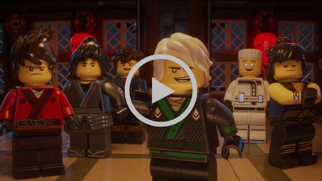 LEGO® NINJAGO® LA PELÍCULA - Trailer 2 - Oficial Warner Bros. Pictures