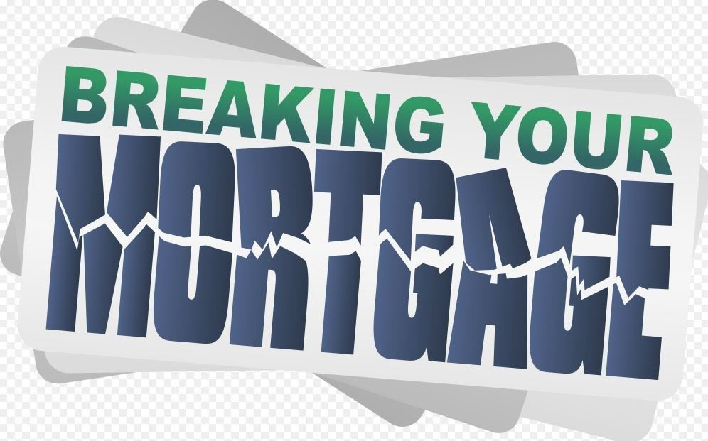 9 Reasons Why People Break Their Mortgages