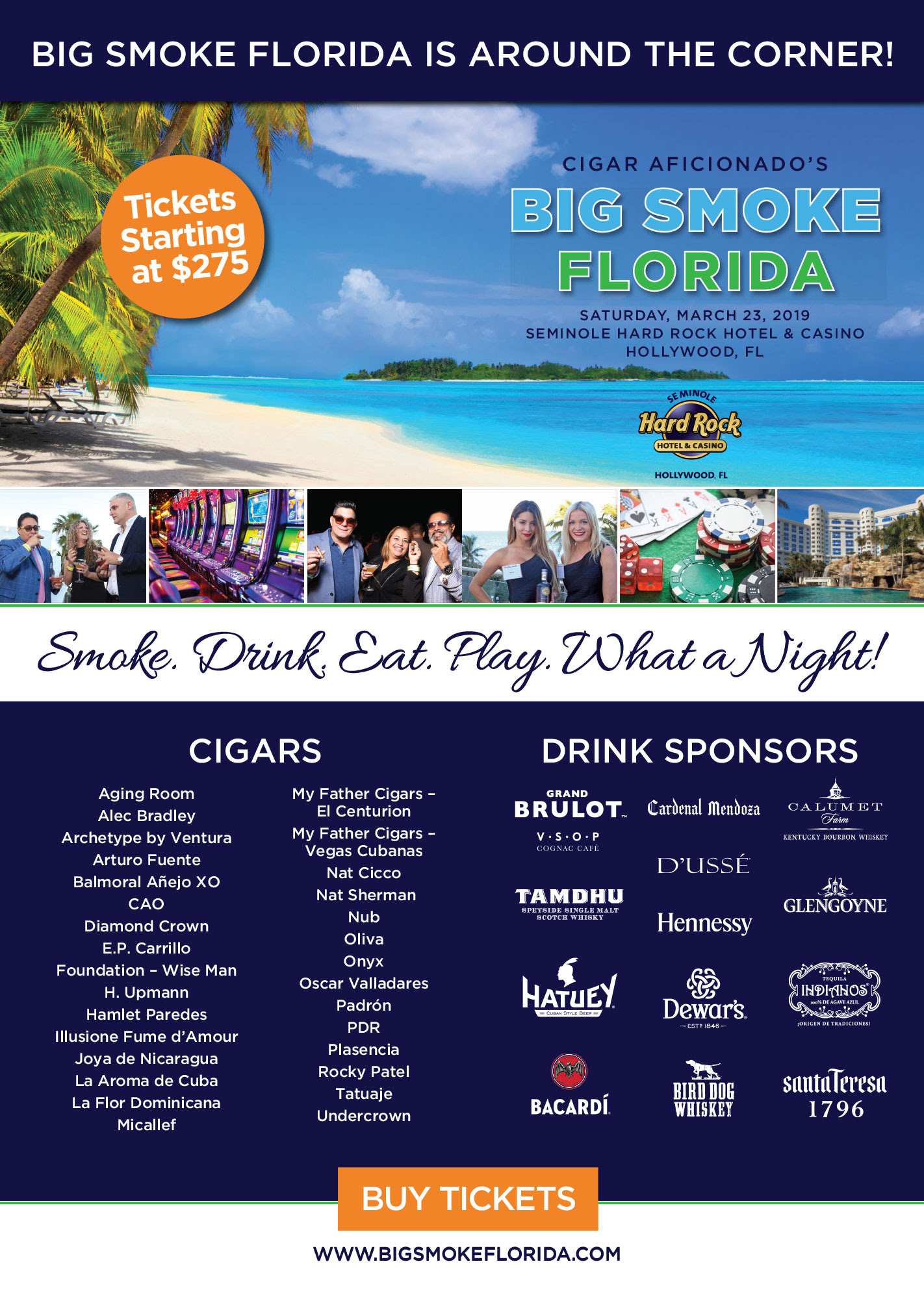 Big Smoke Florida Is Around the Corner!
