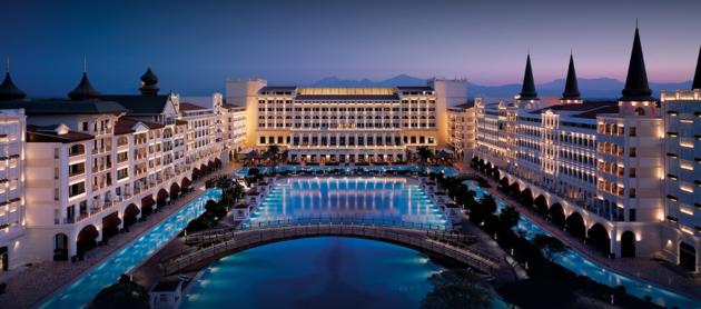 MARDAN PALACE HOTEL, TURKEY VIP Hospitality