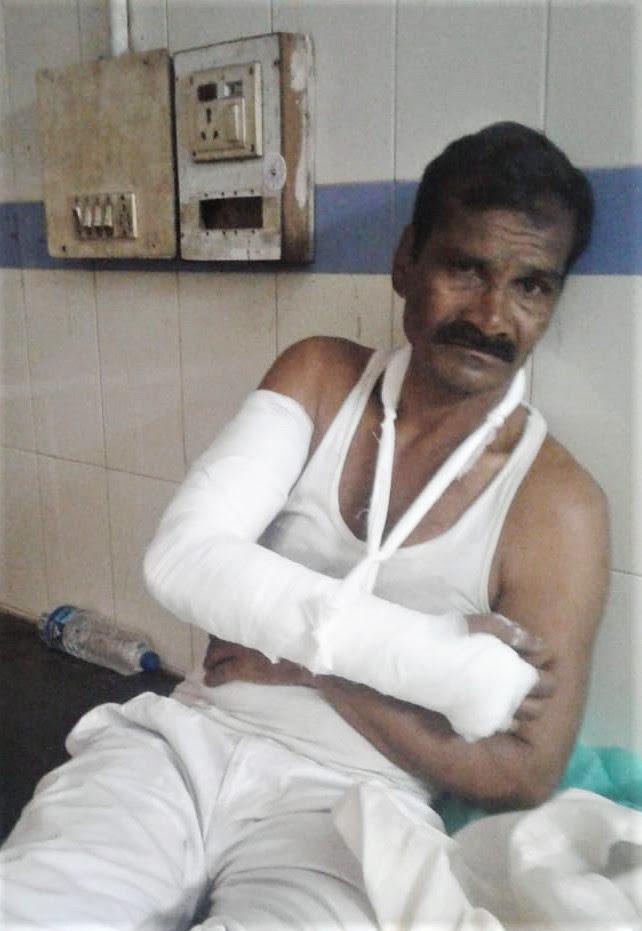 Pastor Eswara Rao Appalabattula was attacked in a village in Andhra Pradesh, India. (Morning Star News)