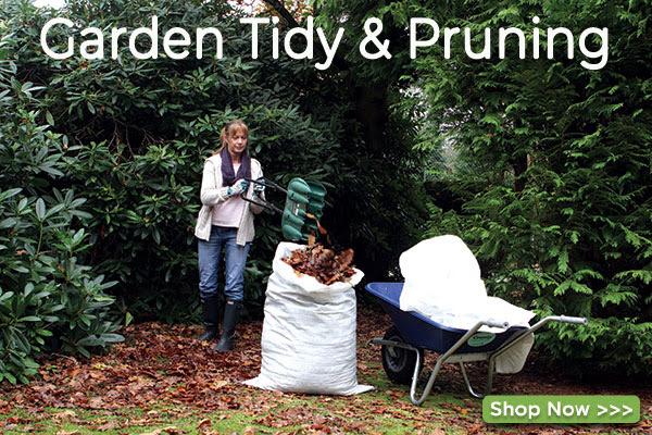 Garden Tidy & Pruning