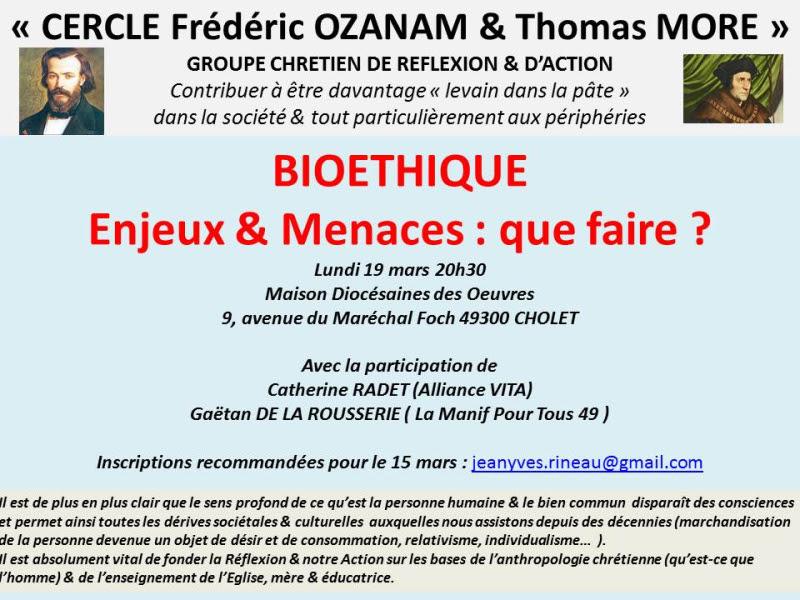 Invitation 19 mars
