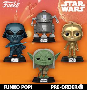 Pop! Star Wars: Concept Series
