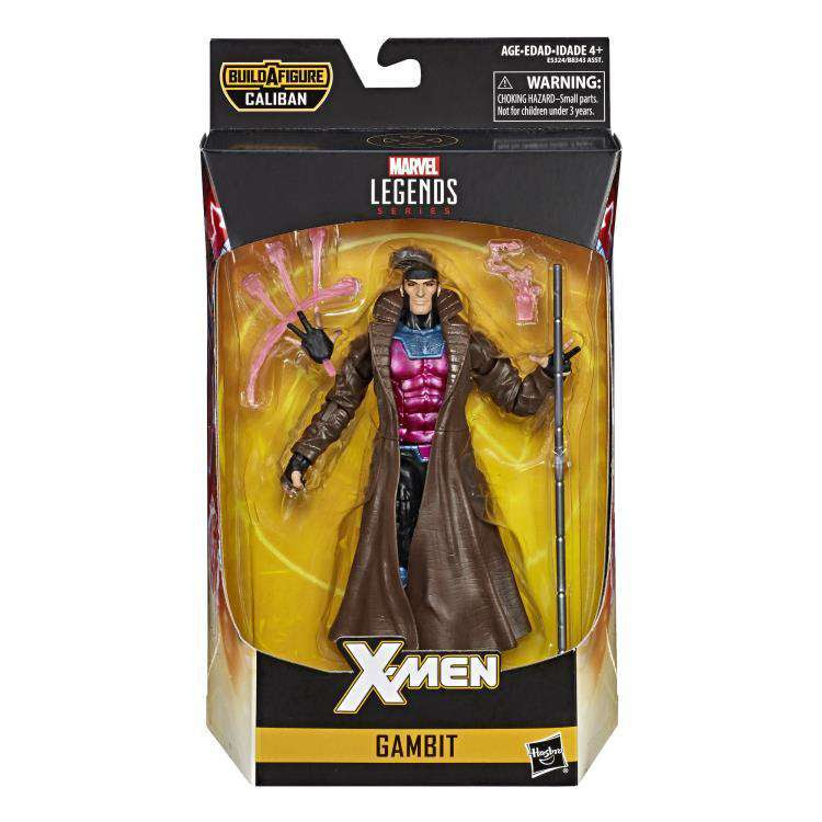 Image of X-Men Marvel Legends Gambit (Caliban BAF) - MAY 2019