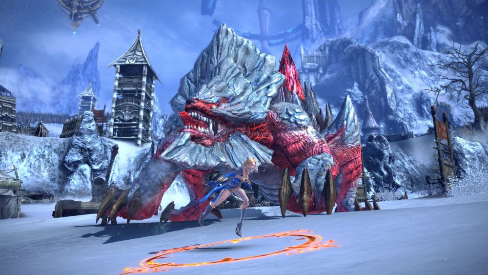 TERA OPEN BETA ON PLAYSTATIONⓇ4 AND XBOX ONE BEGINS MARCH 9