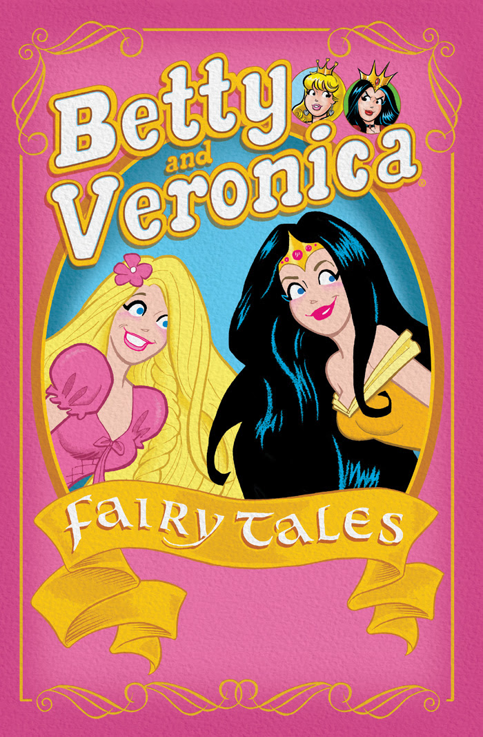 Betty and Veronica Fairy Tales Cover