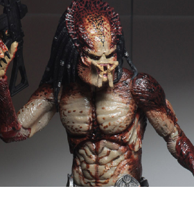 FUGITIVE PREDATOR (LAB ESCAPE) ULTIMATE FIGURE