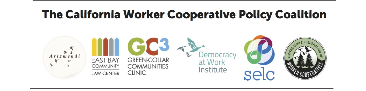 The California Worker Cooperative Policy Coalition!