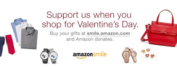 Support Charity While Shopping for Valentine's Day