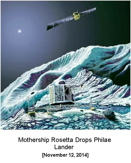 Mothership & Lander