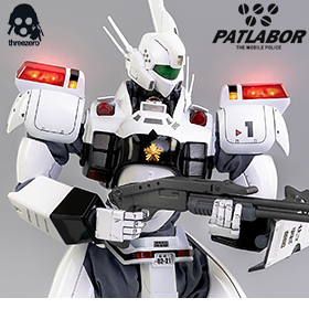 Patlabor ROBO-DOU Ingram Unit 1 1/35 Scale Figure