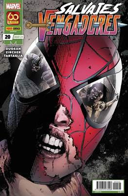 Salvajes Vengadores (2019-) (Grapa) #20