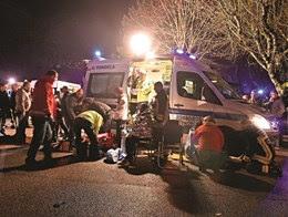 Todas as vítimas de Tondela morreram esmagadas