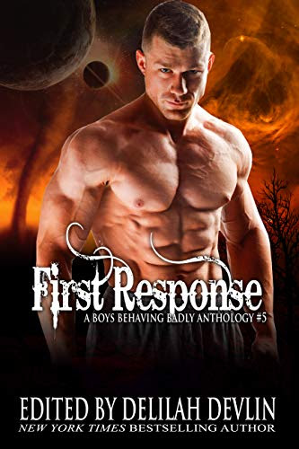 Cover for 'First Response Anthology'